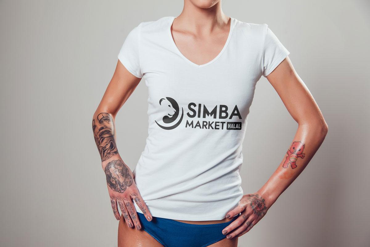 branding simba market