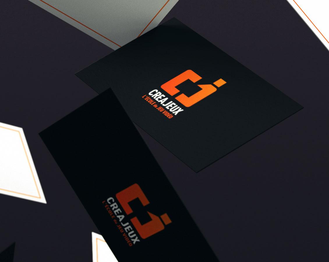 branding & image de marque Creajeux